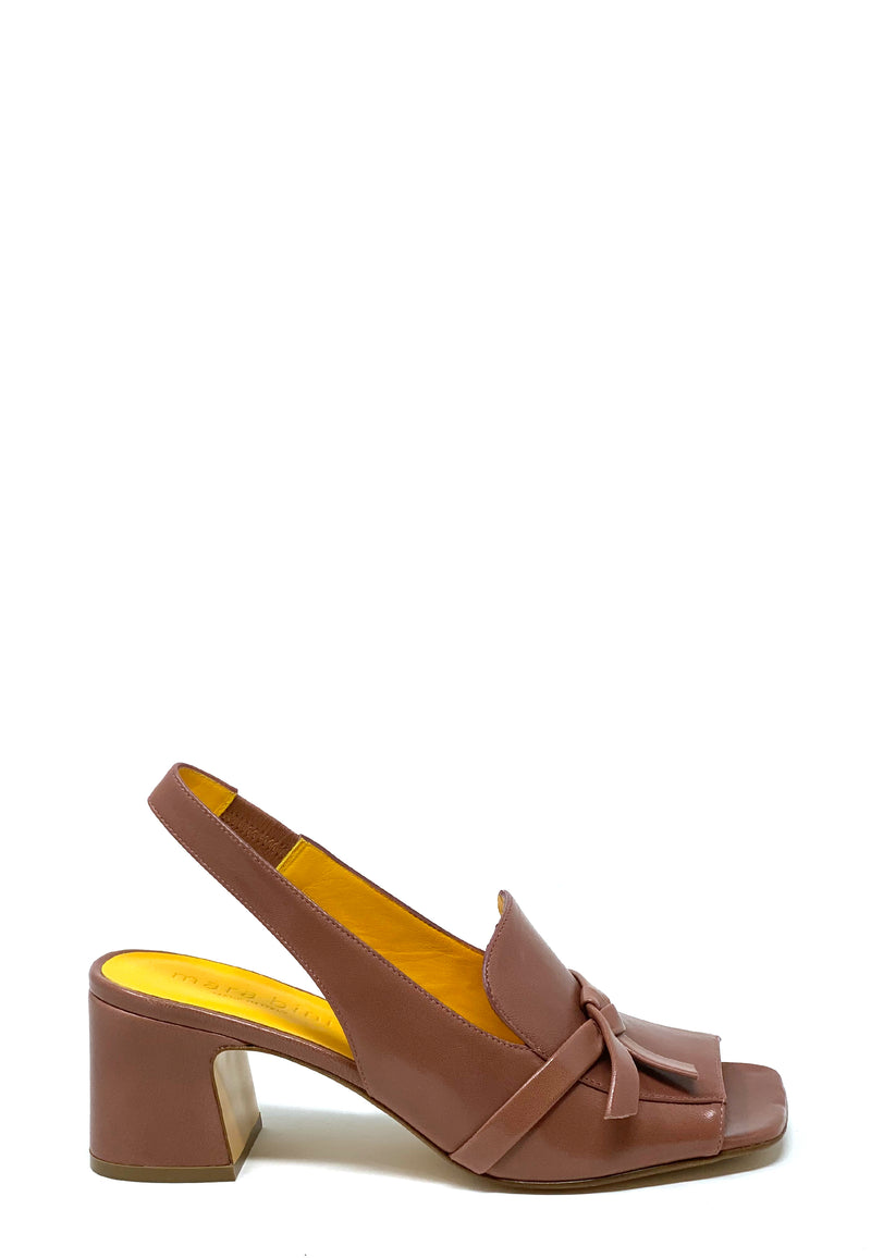 L861 Highheel Sandale | Cotto