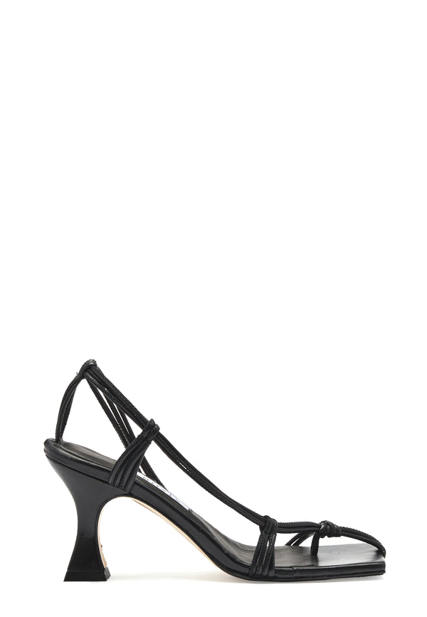 Amy Highheel Sandale | Black