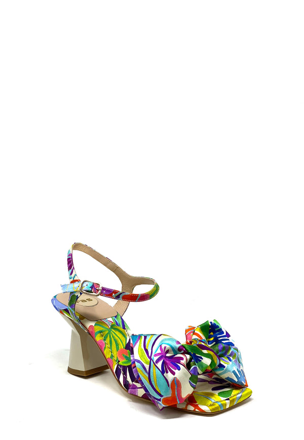 6076 Print Highheel Sandale | Jungle