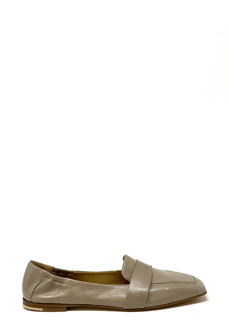 Tracy Square Toe Loafer | Tortora