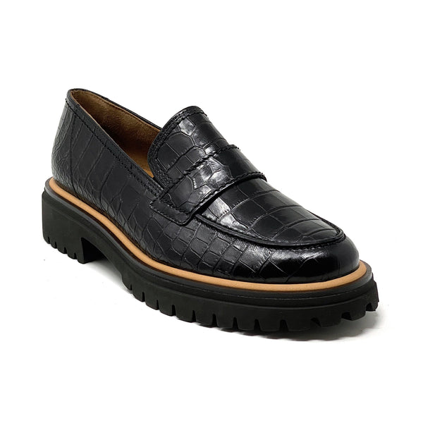 Paul Green : 2683 Croco Loafer