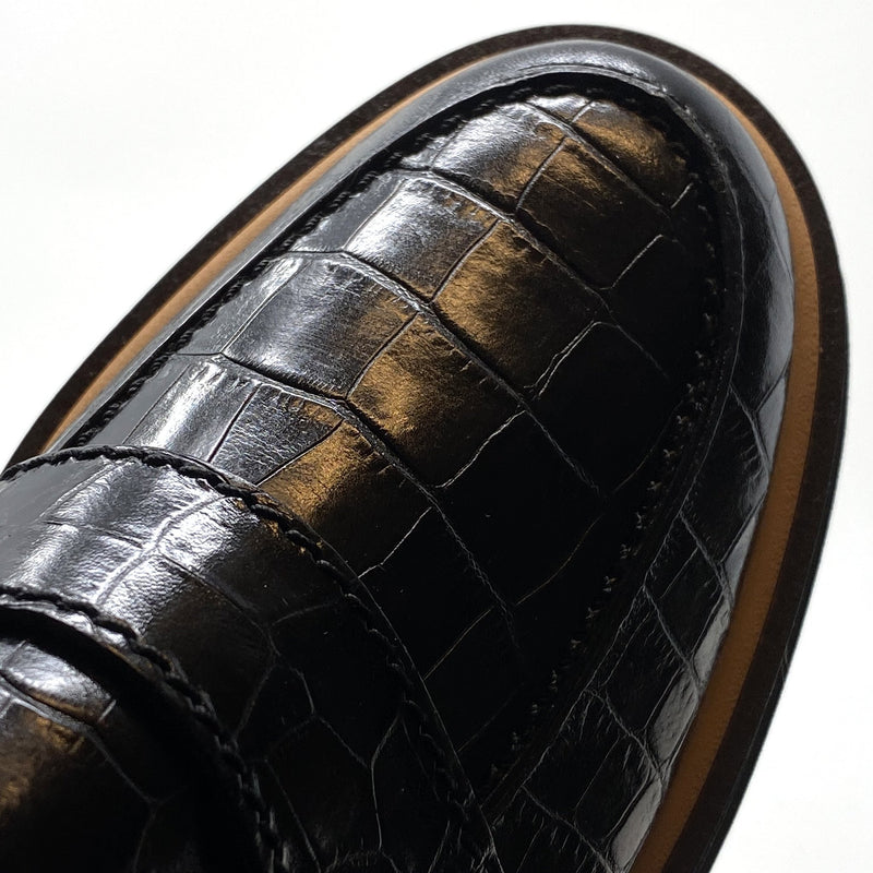 Paul Green 2683 Croco Loafer