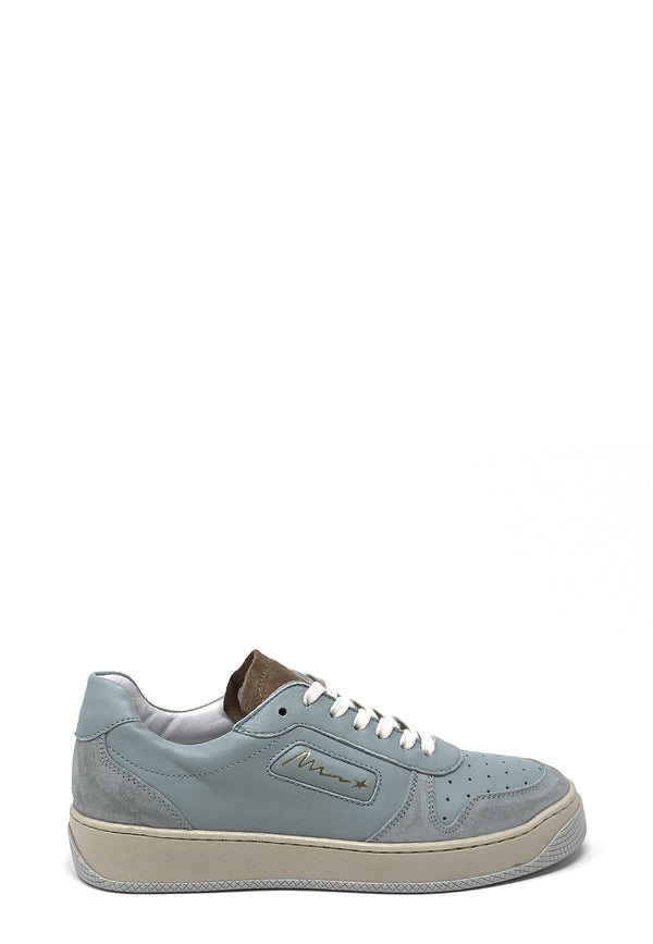LA5021 Low Top Sneaker | Bleu