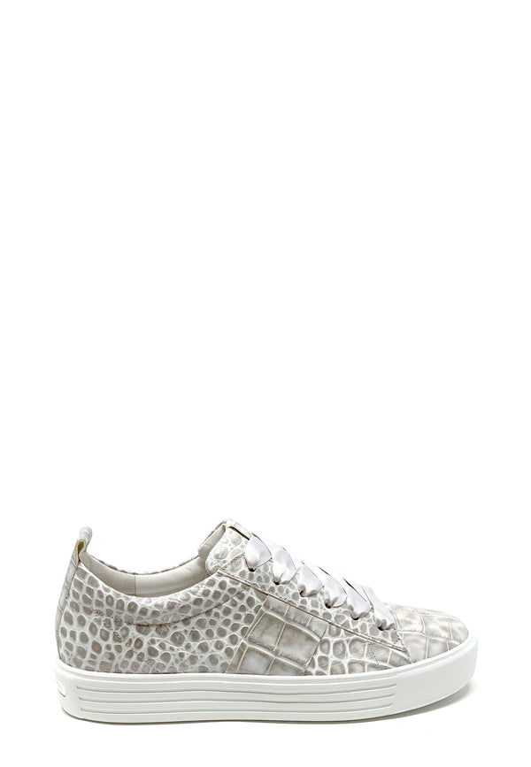 14510 Croco Low Top Sneaker