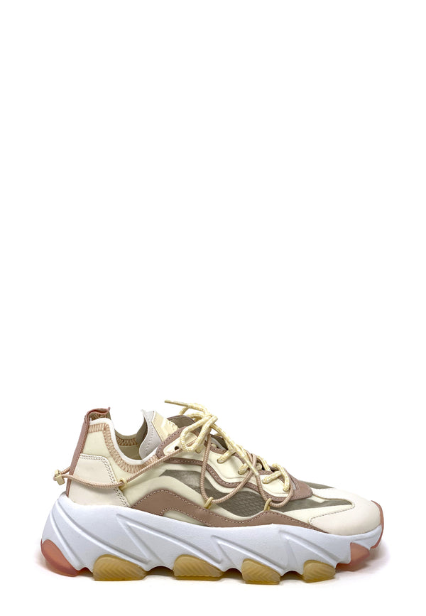Extrabis Chunky Low Top Sneaker | Pink