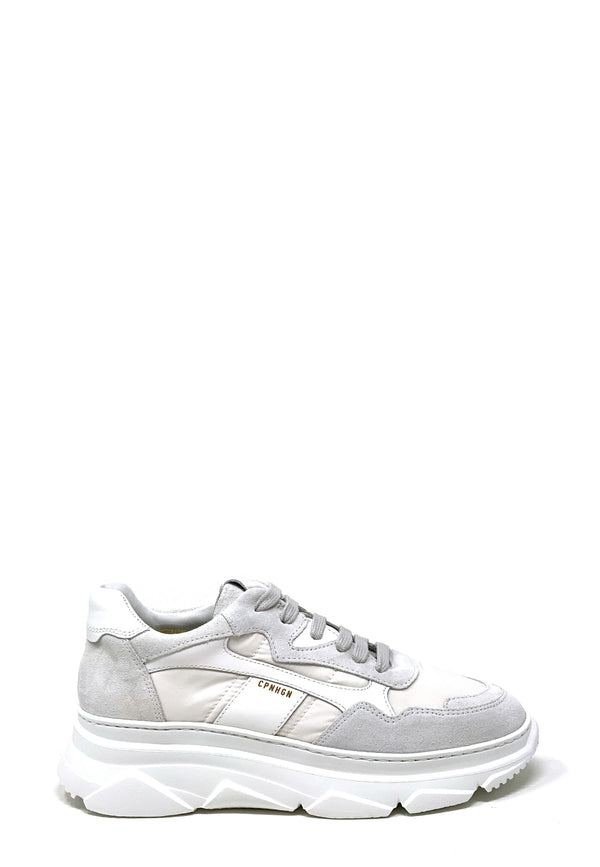 CPH51 Chunky Low Top Sneaker | White