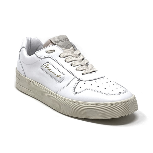 STRA5031 Low Top Sneaker | White