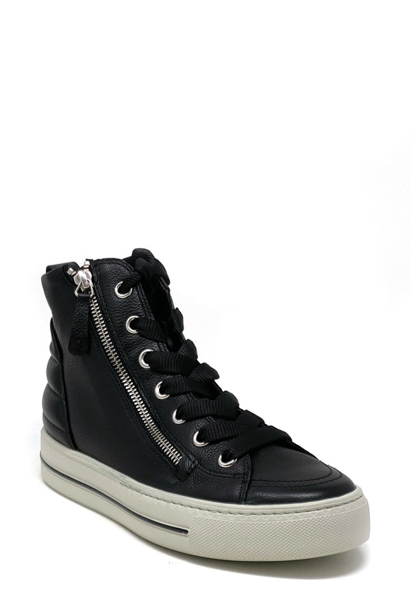 5099 High Top Sneaker | Black