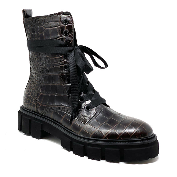 Kennel & Schmenger : 34700-431 Croco Boots