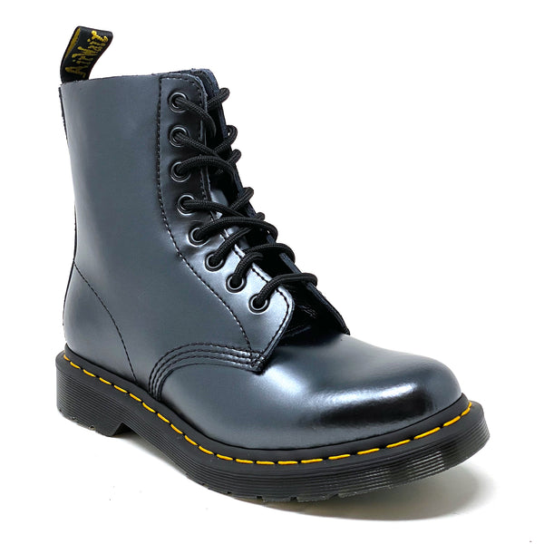 1460 Pascal Chroma Boots | Silver