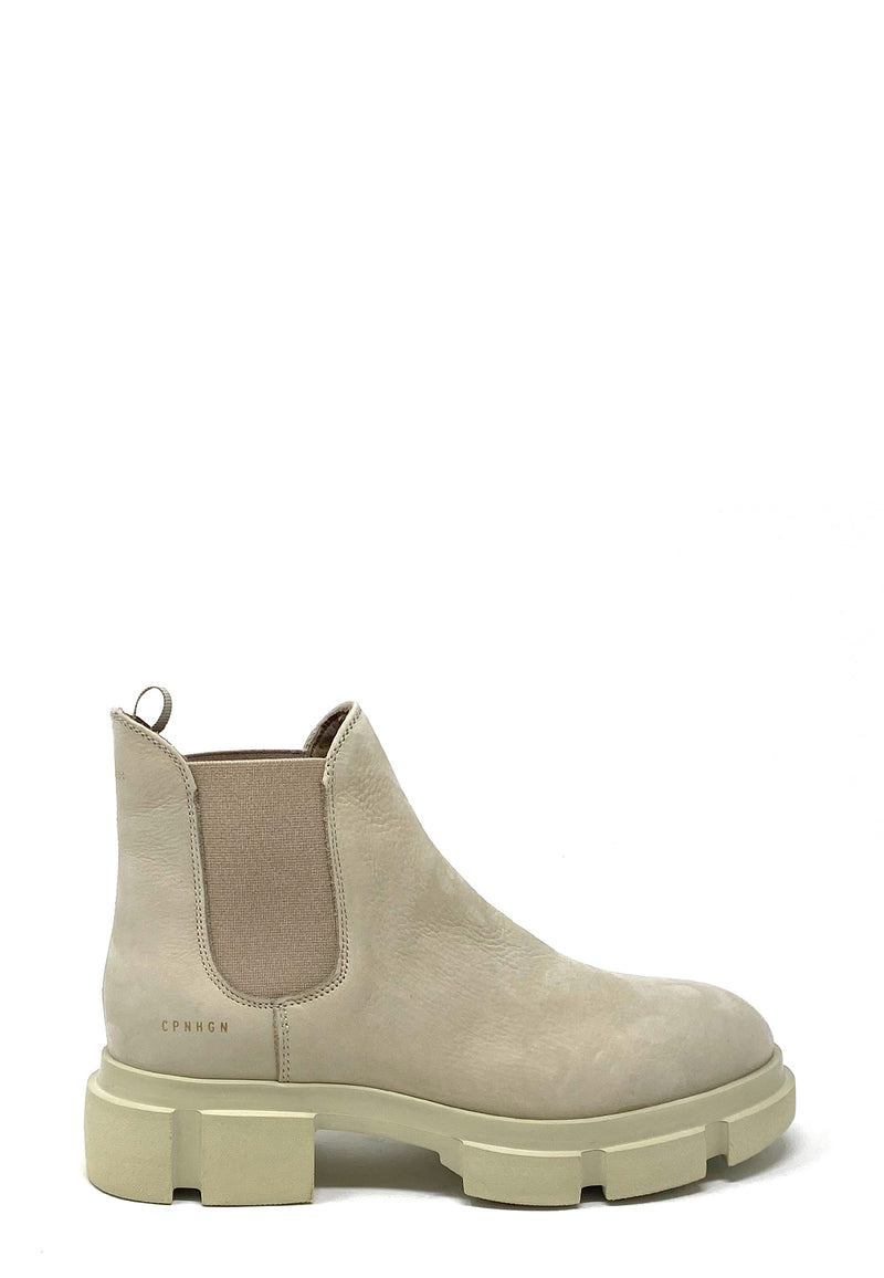 CPH521 Chunky Chelsea Boots | Nature
