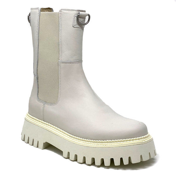47268 Chelsea Boots | Offwhite
