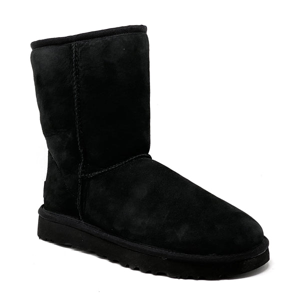 Ugg Classic Short Leather Boots