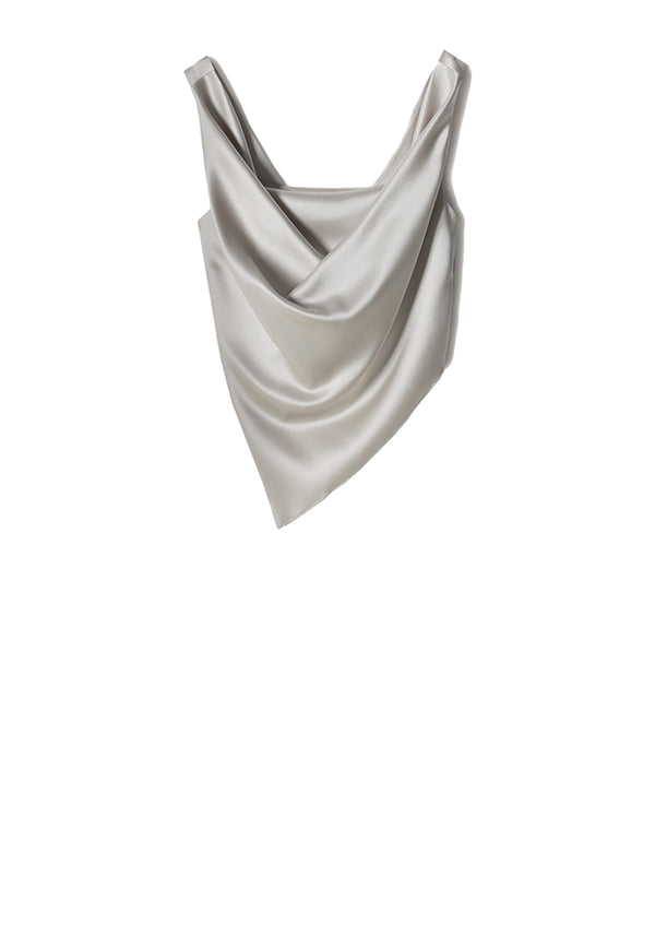 Petra Top | Silver Taupe