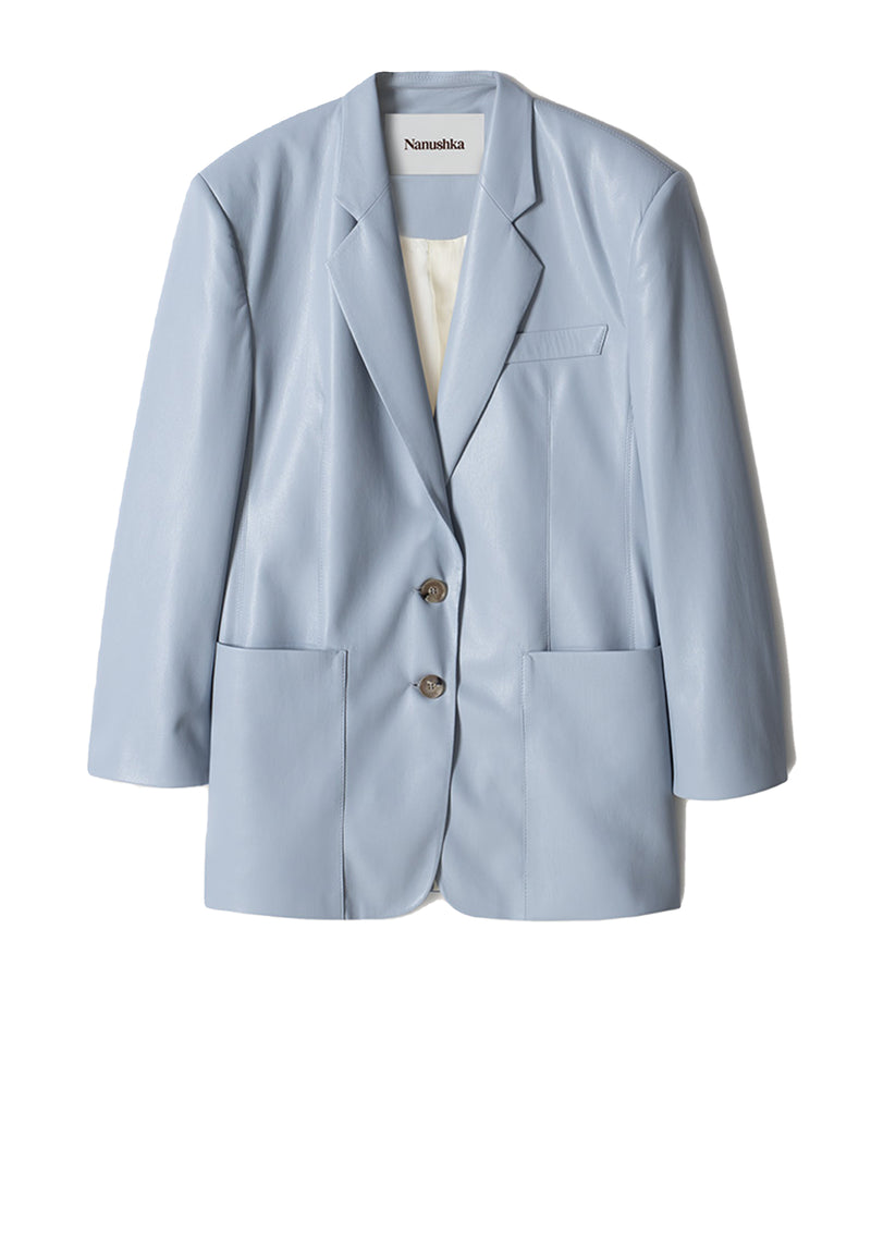 Evan Blazer | Dusty Blue