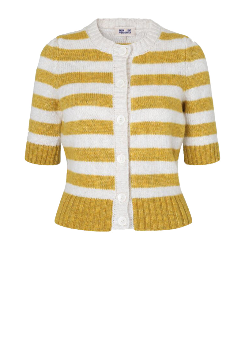 Cachay Cardigan | Amber Green