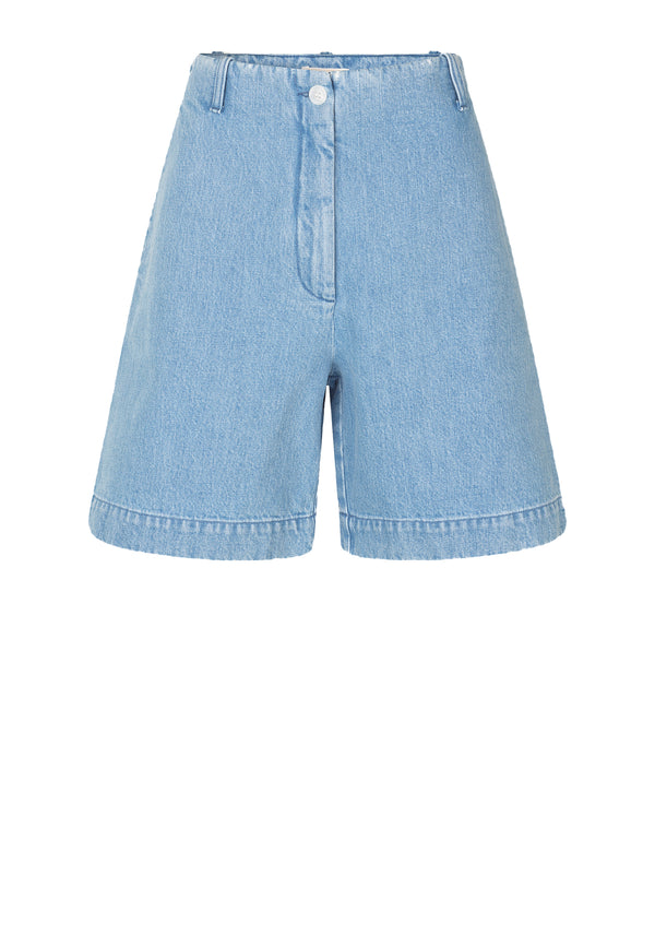 Nolena Shorts | Light Denim