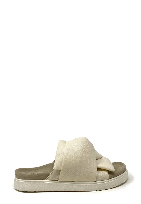 70704 Knot Pantolette | Offwhite