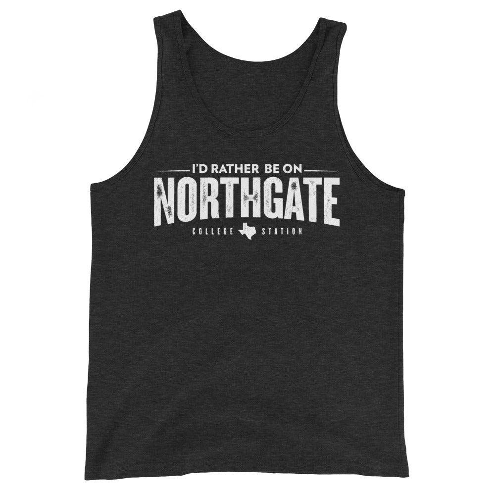 I'd Rather be on Northgate - Tank Top