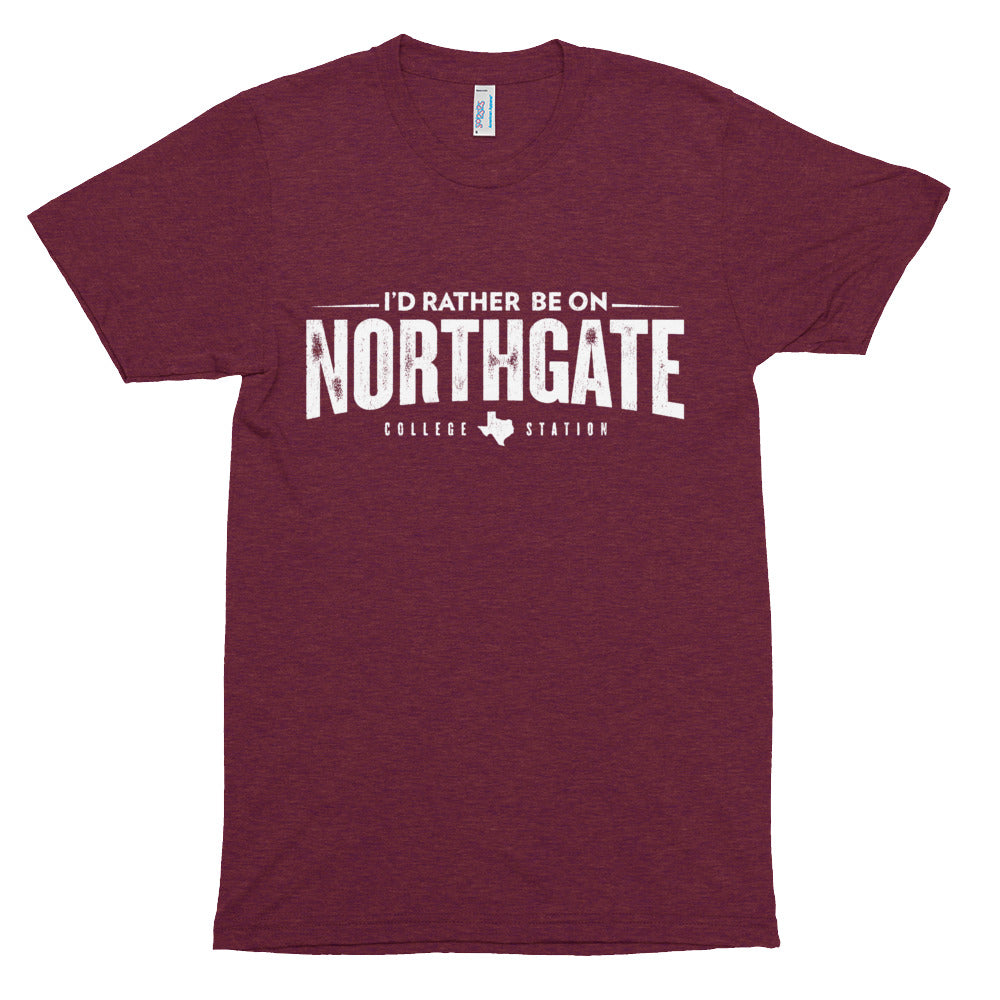 I'd Rather be on Northgate - American Apparel