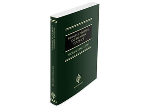 (Forthcoming) Wrongful Dismissal, Breach of Contract and Business Protection (2nd Edition)