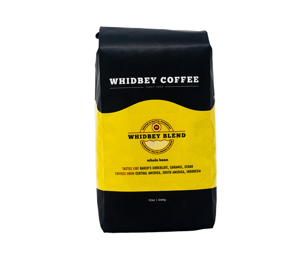 Whidbey Blend Whole Bean