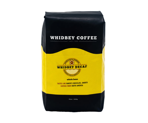 Whidbey Decaf Coffee