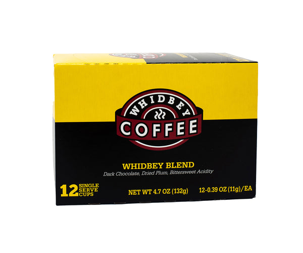 Whidbey Coffee Coffee Pods