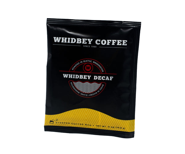 Steeped Whidbey Decaf