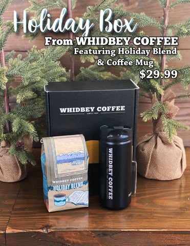 Whidbey Coffee Gift Box
