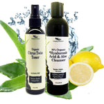 Organic Fresh Start Duo - Cleanse + Tone