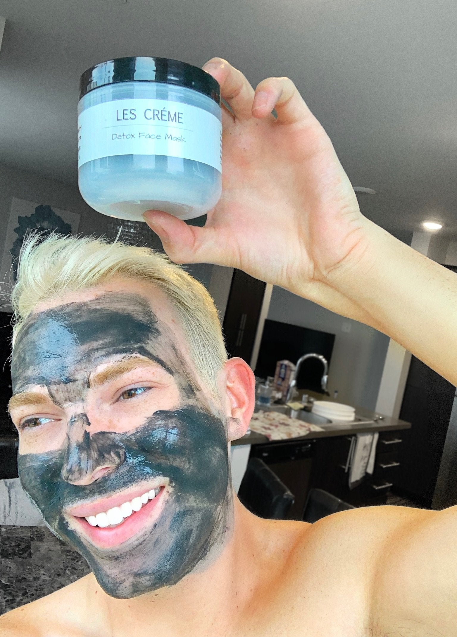 Weekly Detox Facial Mask