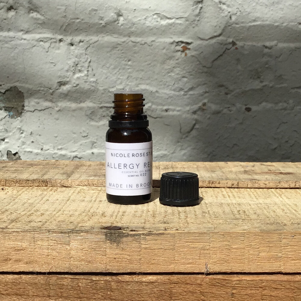 Allergy Relief Essential Oil Blend