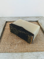 Bamboo Teak With Rose Hips Cold Processed Soap