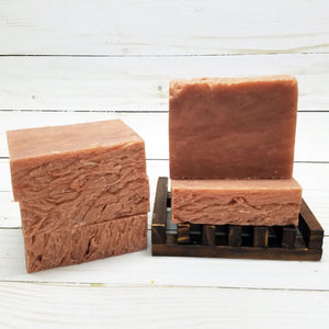 Pina Colada Handmade Soap - Wands Of Nature