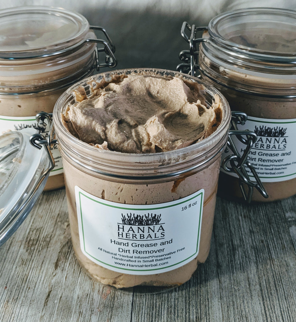 Hand Scrub - Dirt and Grease Remover - Wands Of Nature