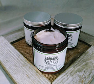 Cold cream - makeup remover - face cleanser - make - Wands Of Nature