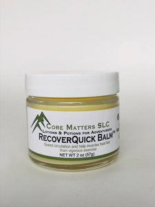 Recover Quick cream - Wands Of Nature