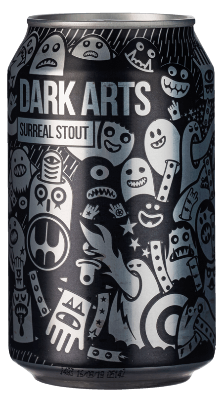 Dark Arts Surreal Stout