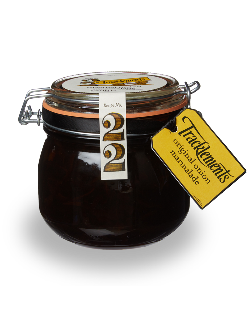 Original onion marmalade - Large Kilner jar