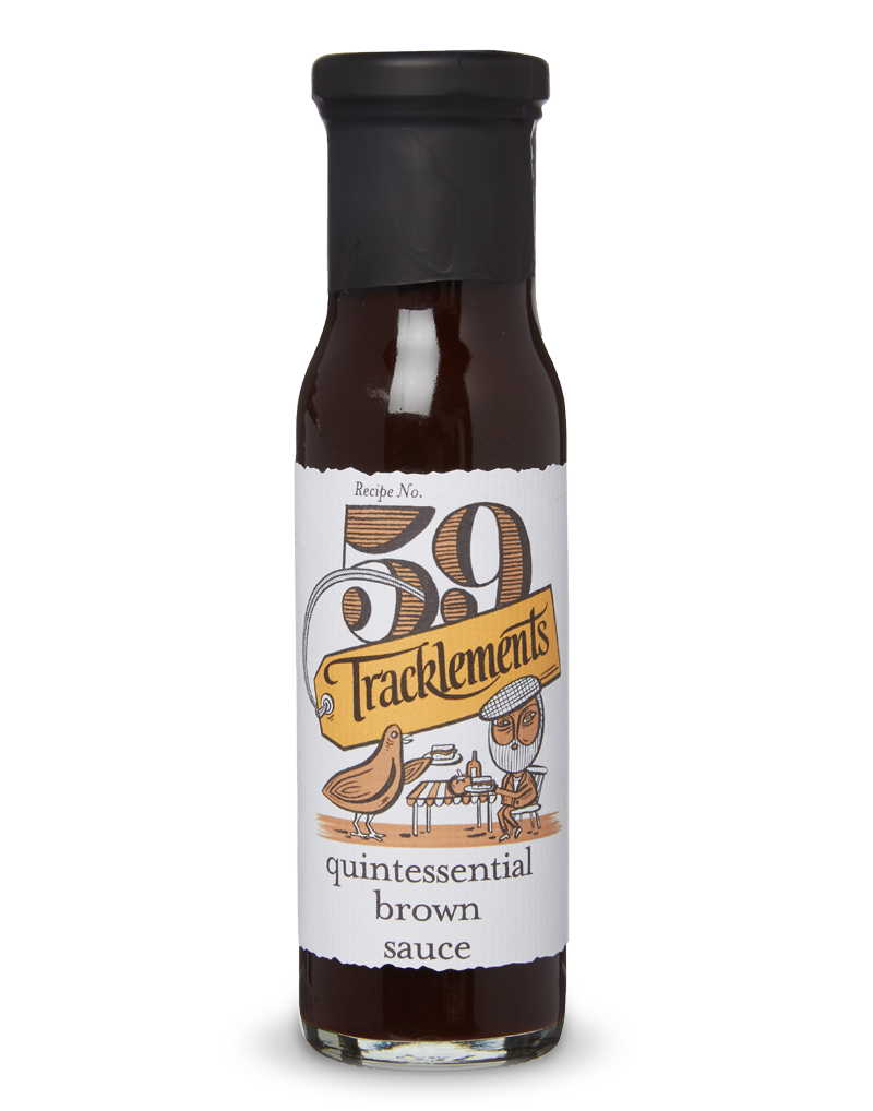Quintessential brown sauce
