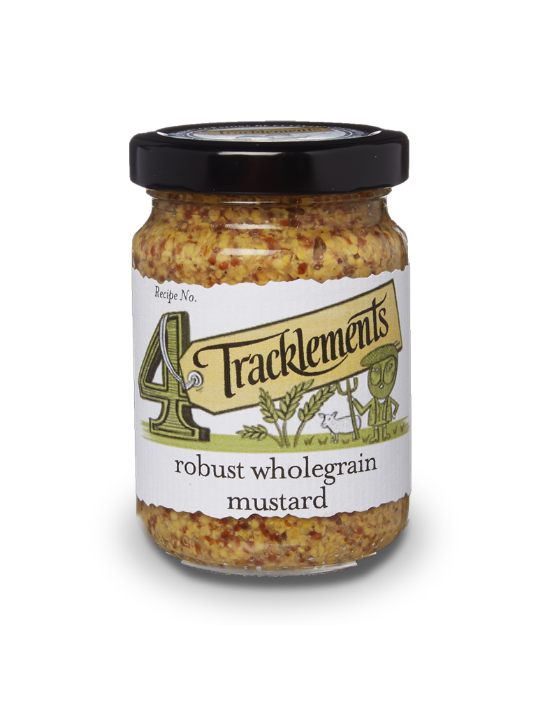 Robust wholegrain mustard