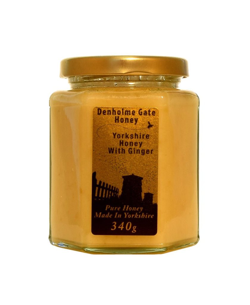 Yorkshire Honey with Ginger