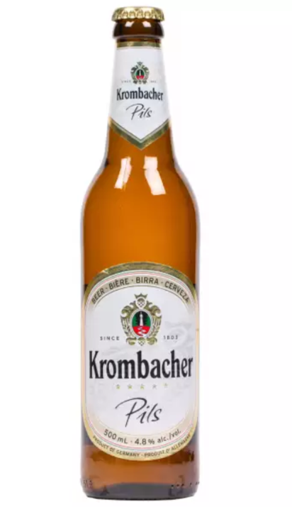 Krombacher Pils (500ml)
