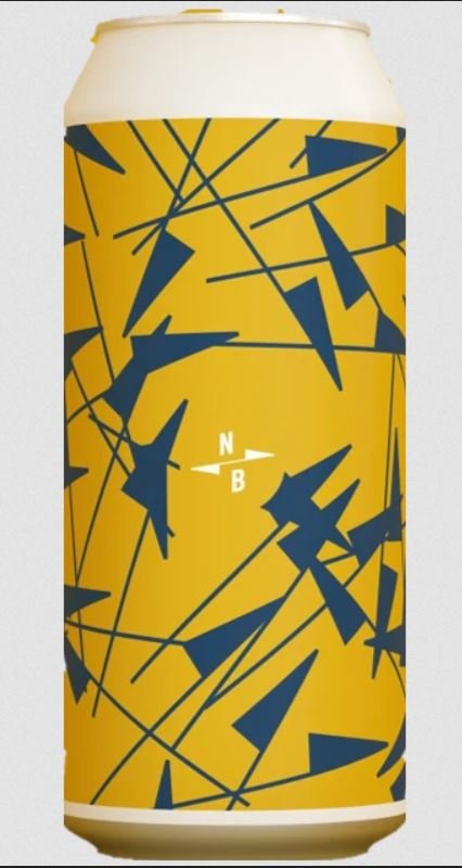 North Brewing Co - Pale (440ml)