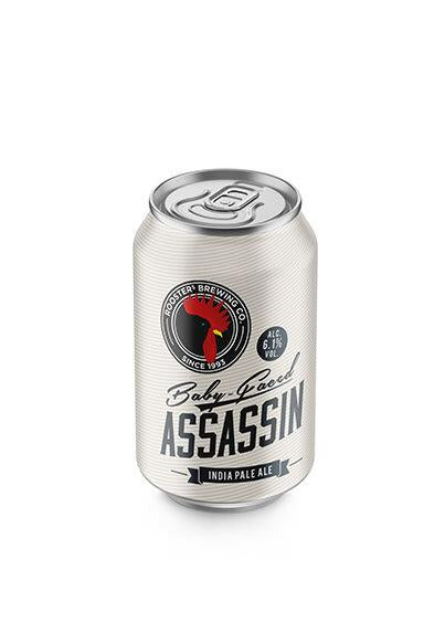 Baby Faced Assassin IPA