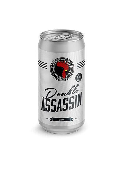 Double Assassin 8%