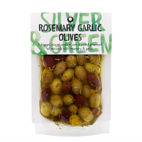 Rosemary and Garlic Olives