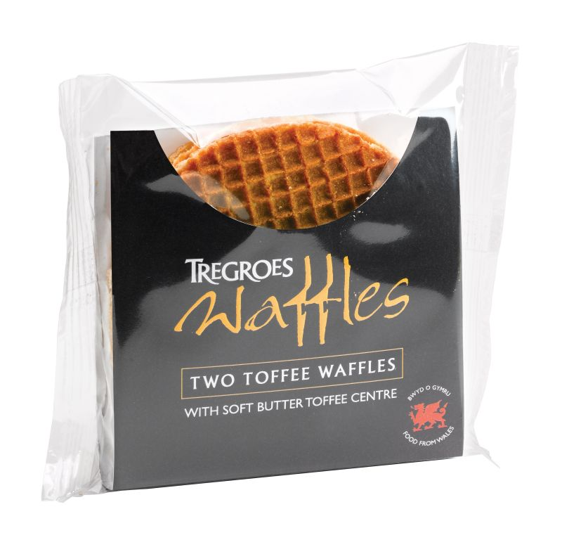 Butter Toffee Waffles twin pack