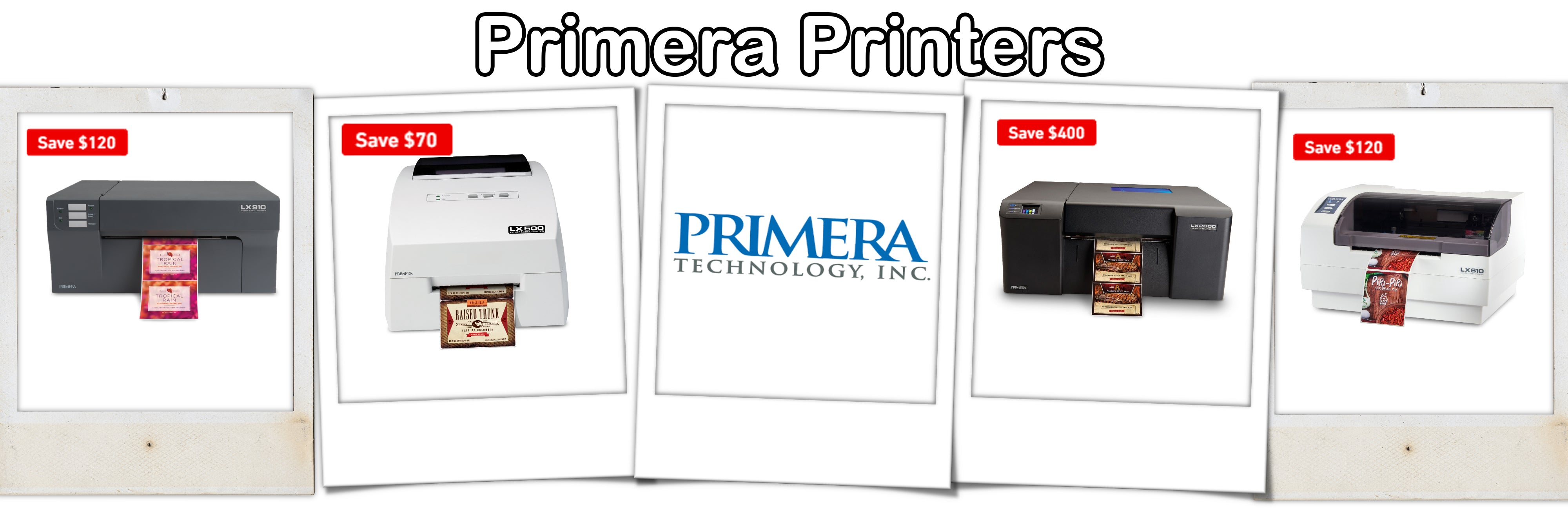 ForeFront Label Solutions - Primera Sale